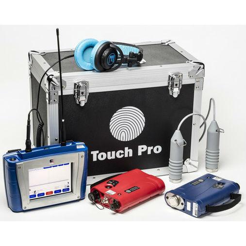 Корреляционный течеискатель воды Touch Pro