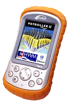 patroller_PDA