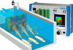 Расходомер для учета воды в безнапорных трубопроводах