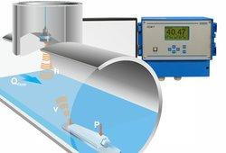 Расходомеры сточных вод по методу Доплера