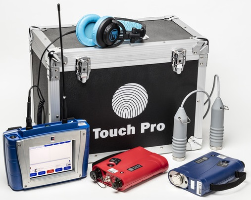 Течеискатель Touch Pro