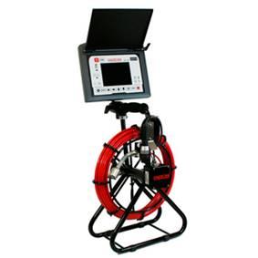 Проталкиваемая система телеинспекции для трубопроводов