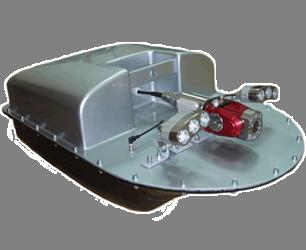 Плавающий модуль телеинспекции