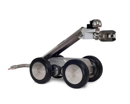 Робот для видеоинспекции