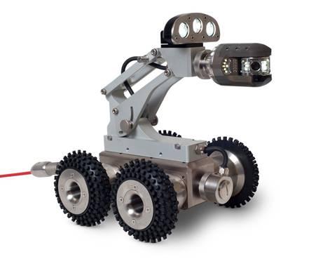 Робот для видеодиагностики