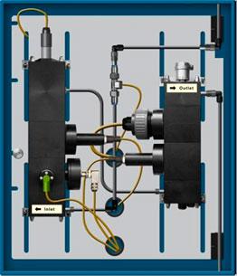 Устройство анализатора воды