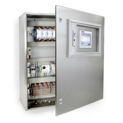 миниатюра - система управления клапанами и воздуходувками системы аэрации