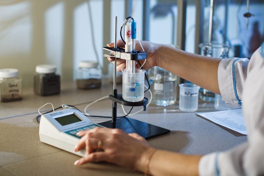 Определение аммонийного азота в воде