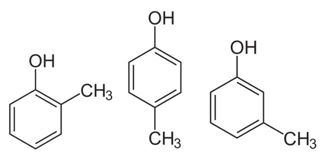 Трёхатомные фенолы: флюроглюцин, пирогаллол, гидроксигидрохинон