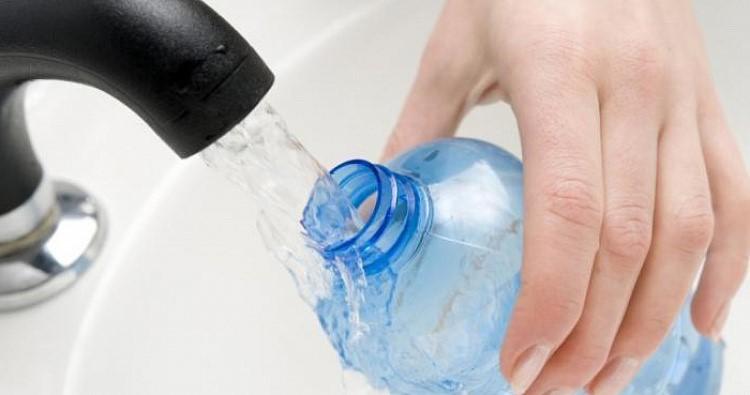 Набор воды для пробы из крана